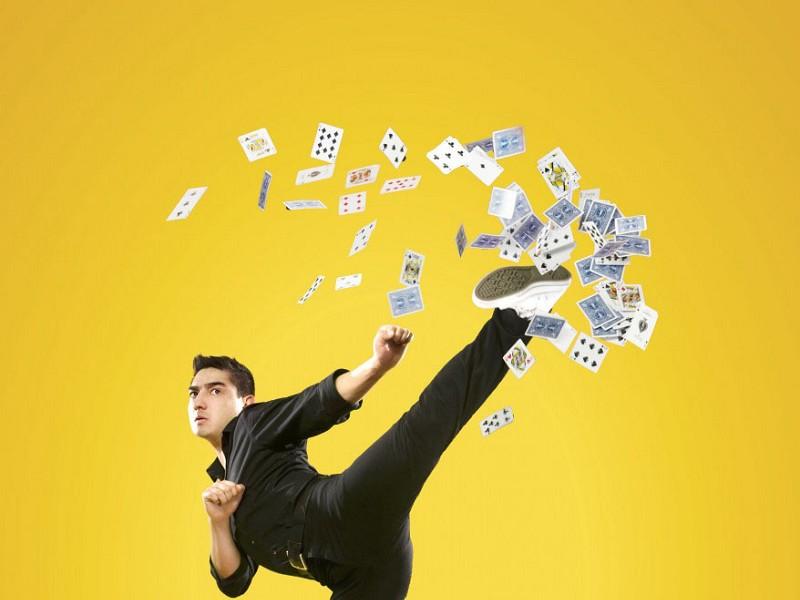 Card Ninja: Javier Jarquin