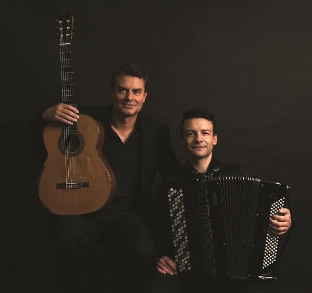 Craig Ogden and Milo Milivojevic
