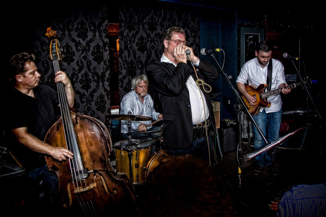 Hucklebuck: DA Blues