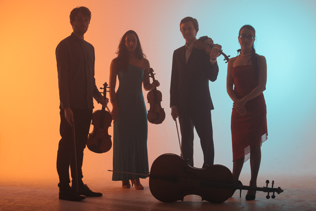 Ligeti Quartet: A Child's Christmas in Wales
