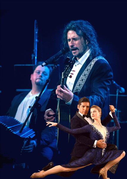 Tango lesson w. Miriam & Dante