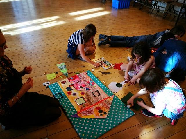 Children's Viking Workshop
