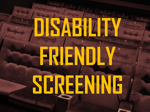 Frozen II - Disability Friendly Screening