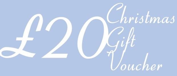 £20 Christmas Gift Voucher