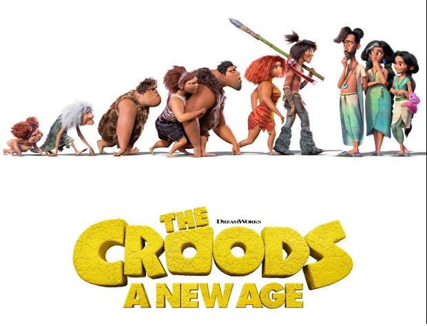 The Croods 2: A New Age 2D