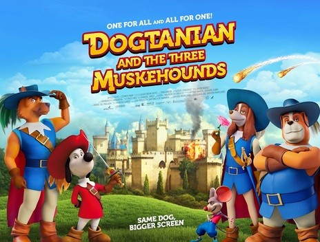 Dogtanian & The Three Muskehounds: Weekend Morning Movie
