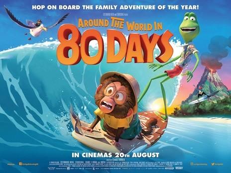 Around The World In 80 Days (2021): Weekend Morning Movie