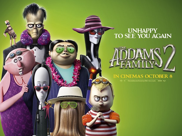 The Addams Family 2: Weekend Morning Movie