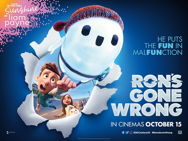 Ron's Gone Wrong: Autism Friendly Screening