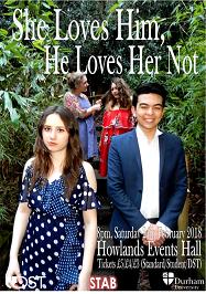 She Loves Him, He Loves Her Not