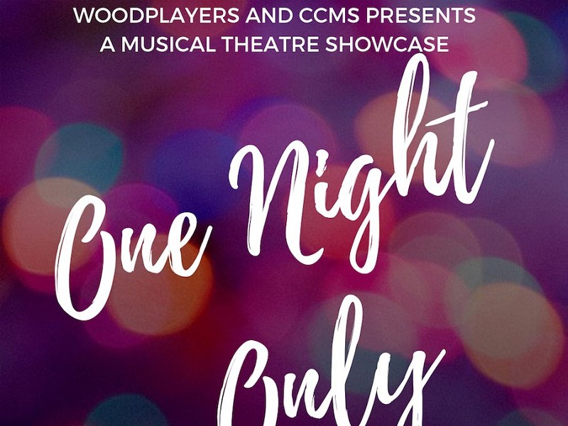 One Night Only: A Musical Theatre Showcase