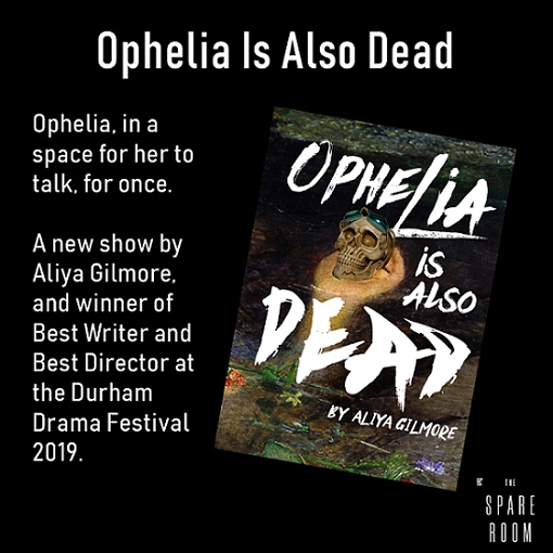 Ophelia is Also Dead