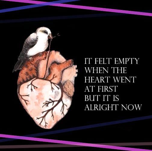 It Felt Empty