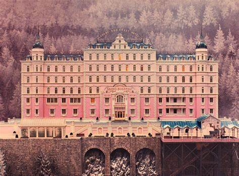 DUFT presents: film screening of 'The Grand Budapest Hotel'