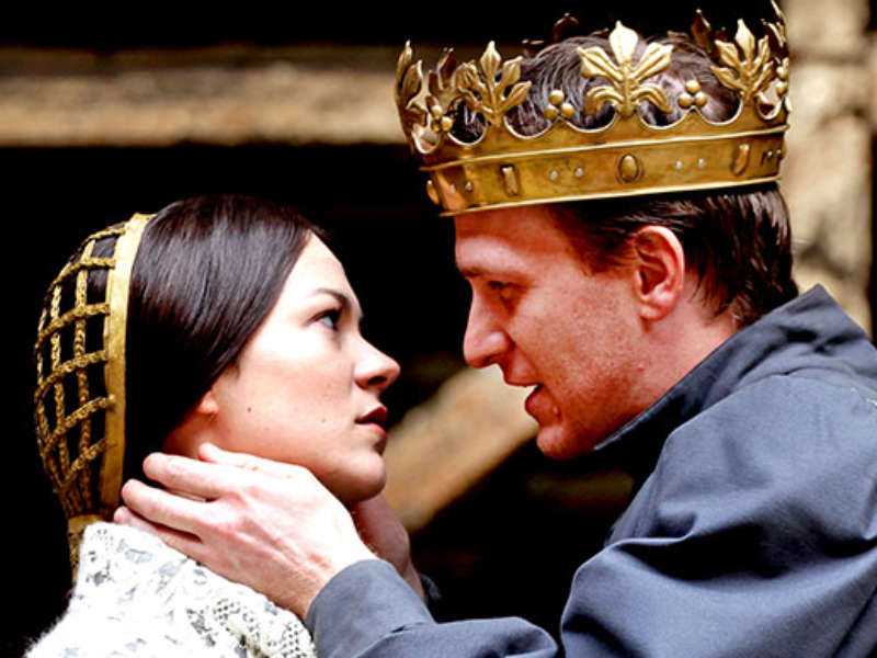 Globe on Screen Henry V