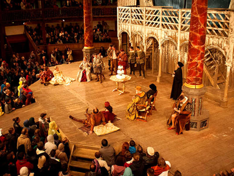 Globe OS Taming of the Shrew