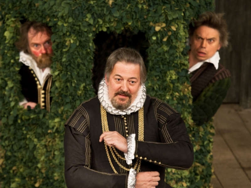 Globe on Screen Twelfth Night