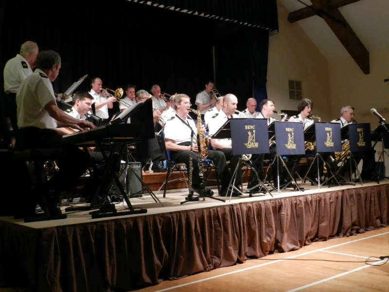BRNC Volunteer Band 2014