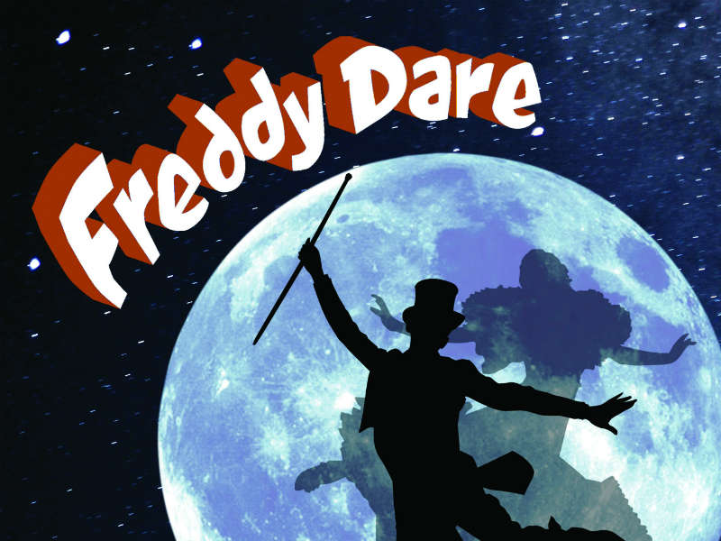 Freddy Dare & the Ginger Rober