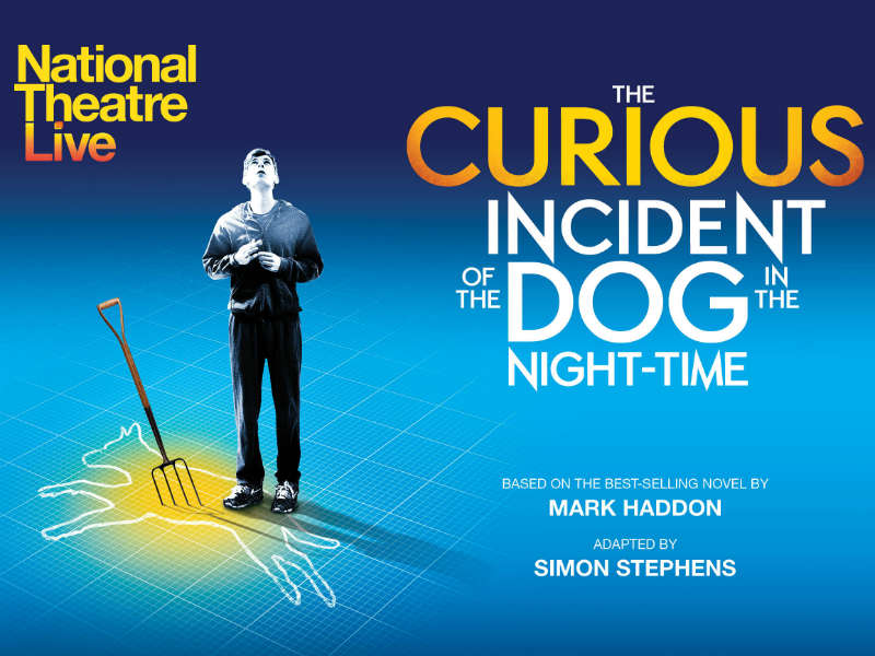 NTLive The Curious Incident of the Dog in the Night-Time Encore