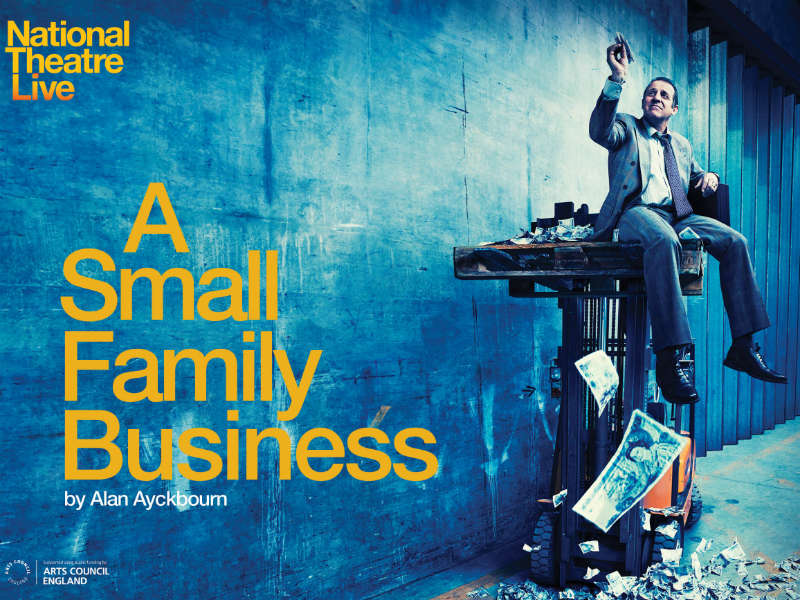 NTLive A Small Family Business (Encore)