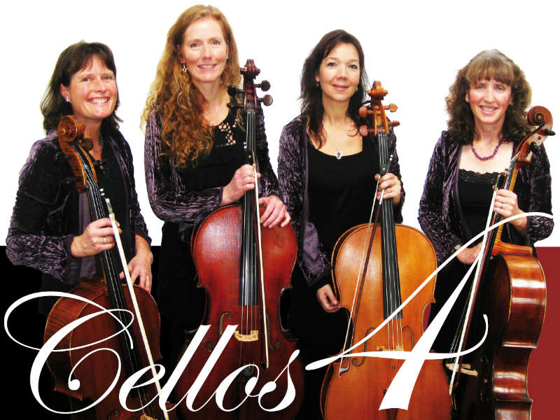 Bach to Beatles Cellos 4