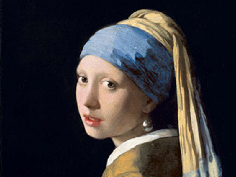 Exhibition on Screen Girl with the Pearl Earring