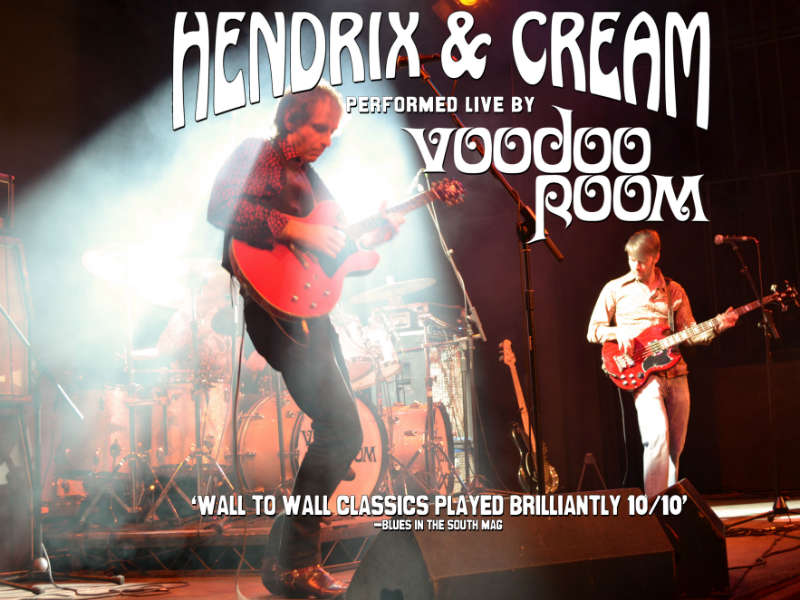 Hendrix & Cream Voodoo Room