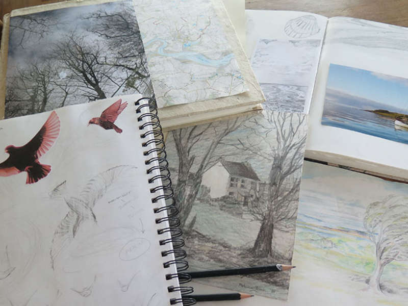 The Sketchbook Tour of Dartmouth