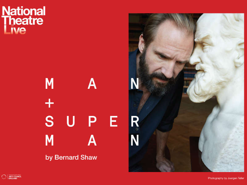 NTLive Man & Superman