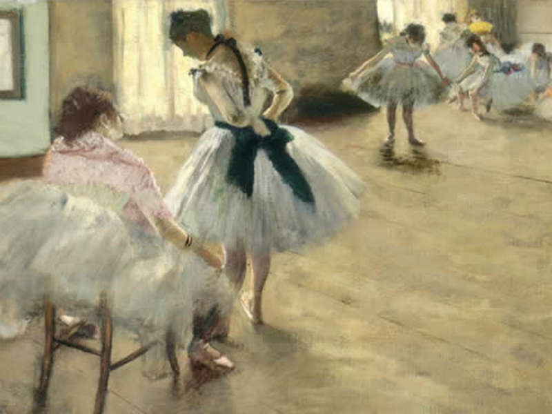 Exhibition on Screen - The Impressionists