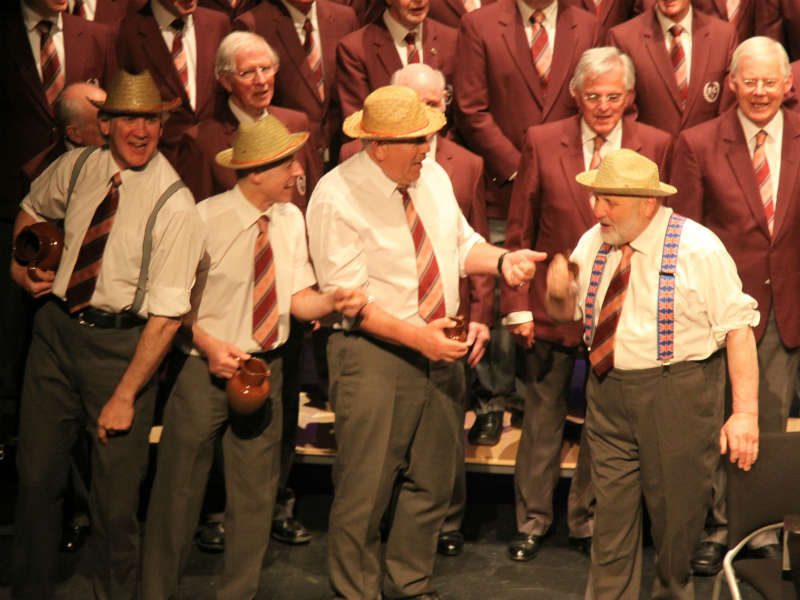 Reading Male Voice Choir