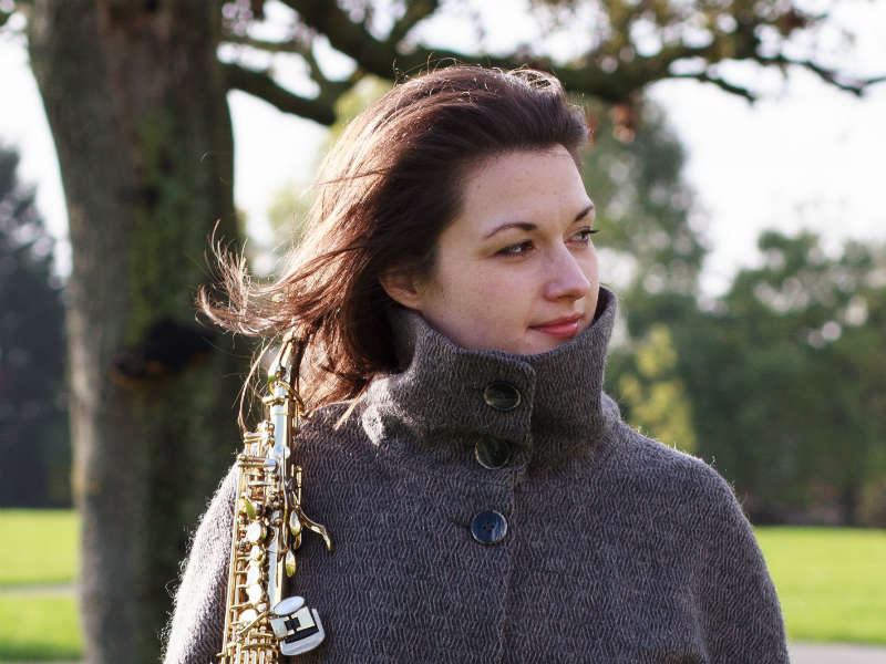 Trish Clowes Quintet with Gwilym Simcock