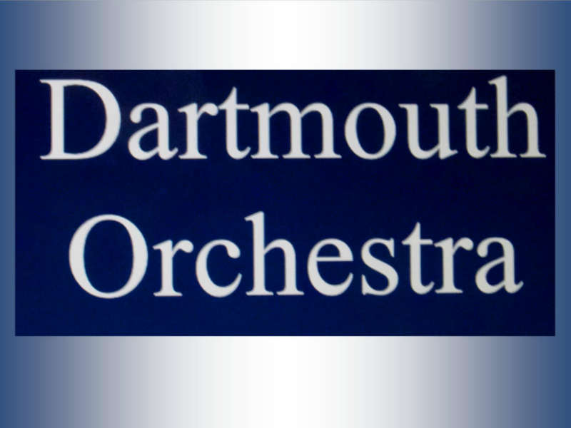 Dartmouth Orchestra Christmas Concert
