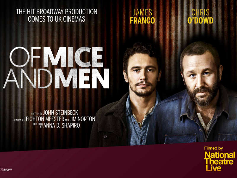 NTLive Of Mice and Men