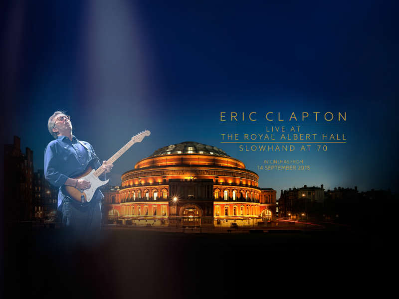 Eric Clapton Slowhand at 70