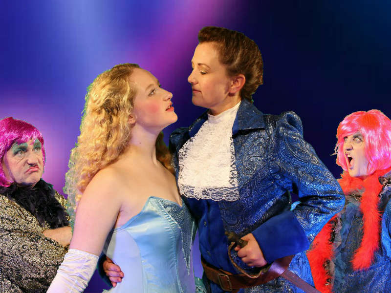 Dartmouth Players Present Cinderella