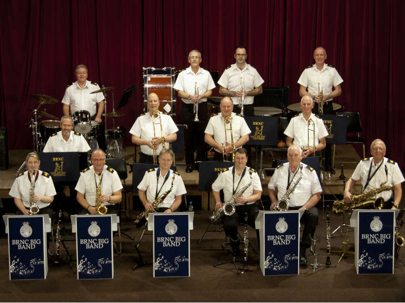 BRNC Big Band Flavel Fundraiser