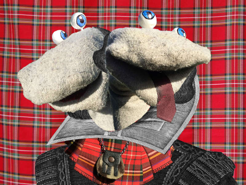 Scottish Falsetto Puppets