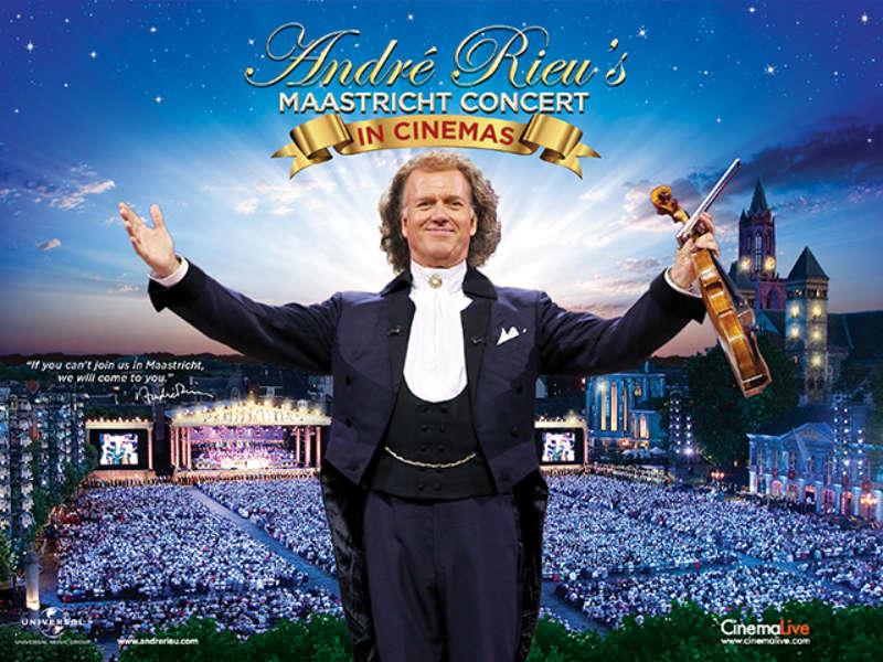 Andr� Rieu's 2016 Maastricht Concert