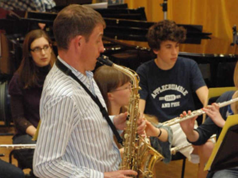 Tim Watson Sax  Workshop