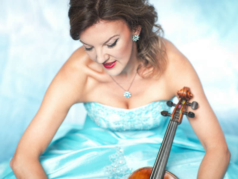 Tasmin Little - The Naked Violin