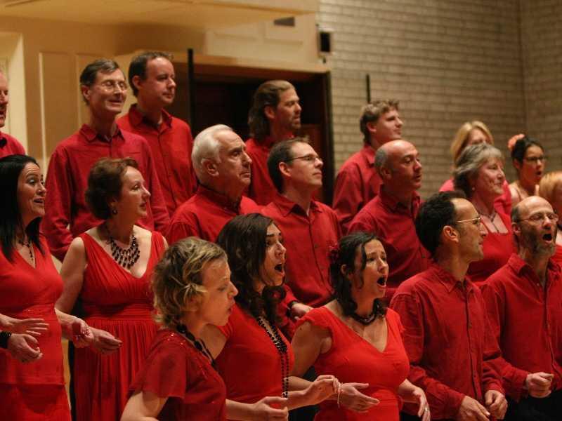 Glorious Chorus in Concert