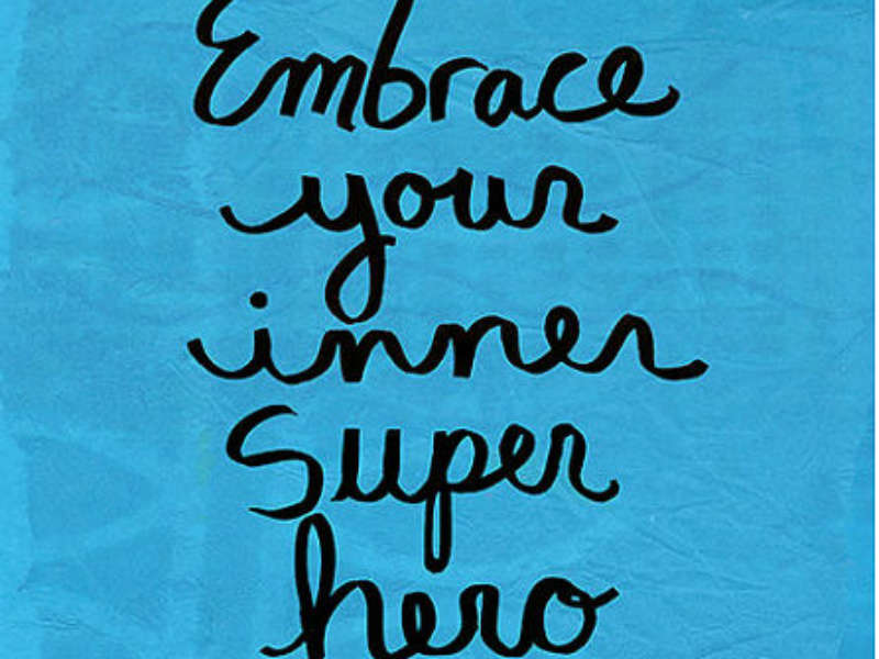 Inner Super Hero Workshop
