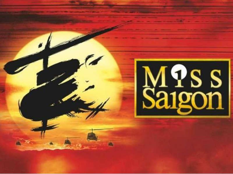 London's West End Miss Saigon
