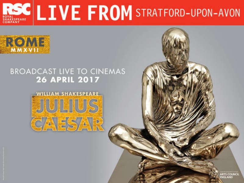 RSC Live Julius Caesar