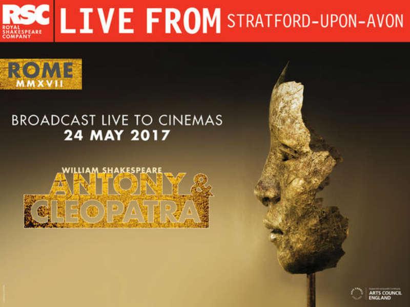 RSC Live Antony & Cleopatra