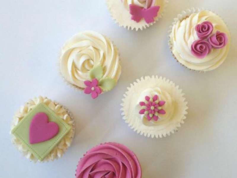 Adults Cupcake Decorating Class for Beginners