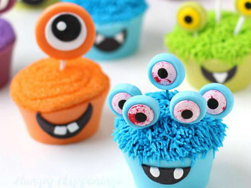 Children's Cupcake Decorating Class