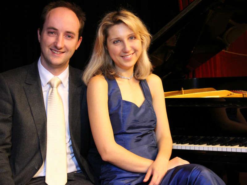 Summer Serenade - Yulia Chaplina & Jonathan Deakin